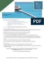 Kagi Maldives - Job Advertisement External 14042021-2