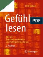Gefühle Lesen Wie Sie Emotionen Erkennen Und Richtig Interpretieren by Paul Ekman (Auth.) (Z-lib.org)