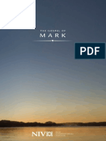 The Gospel of Mark (NIV)