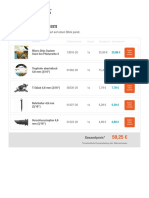 Einkaufsliste+GARDENA+Micro-Drip-System