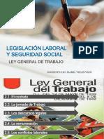 Tema 2 - Ley General de Trabajo (1)