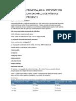 ASSUNTO DA PRIMEIRA AULA (1)