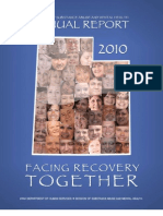 Utah Division of Substance Abuse and Mental Health 2010 Annual Report