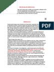 PROGRAMA DE HIDROLOGIA
