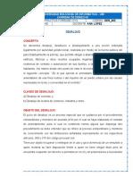 3. GENERALIDADES DEL PROCESO EXTRAORDINARIO DE DESALOJO
