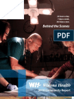 WH Community Report 2010