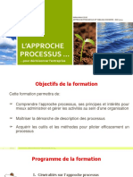 Approche Processus Formation Etudiant Master
