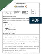 PLAN DE ACTIVIDADES SEMANAL PP 1
