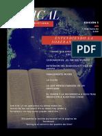 Revista cristiana Radical 3ra edición
