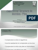 Algo_Structures de données(Piles)