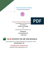 4G Communication Technology
