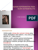 ASKEP_OSTEOMYELITIS