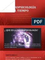 LA NEUROPSICOLOGÍA EN EL TIEMPO(1)