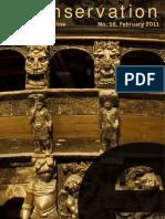 Cabello, C. Preventive Conserv. Archaeological Wood Vasa Warship. 2011