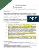 ROM. 6.23. CONTRASTE ENTRE DOS AMOS