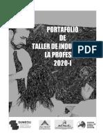 PORTAFOLIO - TIP - 2020-I
