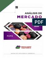 Análisis de Mercado - Papa 2020