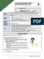 Ficha Didáctica Preparatoria Semana 01