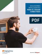 202104 Legrand Catálogo Netatmo 2021 Soluciones Inteligentes Para El Hogar Conectado