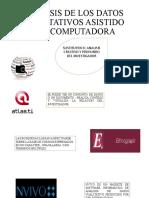 ANALISIS DE LOS DATOS CUALITATIVOS ASISTIDO POR COMPUTADORA [Autoguardado]