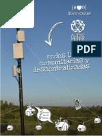 Redes Libres Comunitarias y Descentralizadas