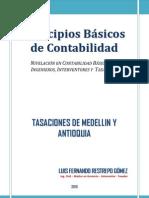 Base Teórica Contable para No Contadores LFR