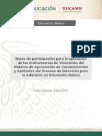 Bases Participacion Apreciacion Conocimientos EB 2020-2021