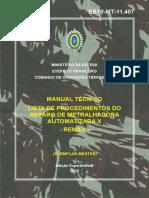 EB70-MT-11-407 - Lista de Procd Do Reparo Da Mtr Automatizada X - REMAX(1)