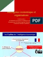 Intelligence économique et organisations