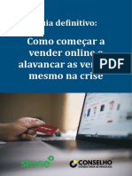 eBook - Como Começar a Vender Online e Alavancar as Vendas Mesmo Na Crise