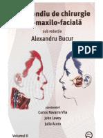 Searchable Compendiu de Chirurgie OMF Prof Bucur Vol II