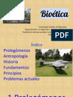 Bioética 2020