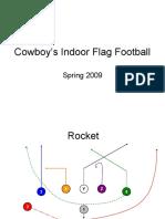Cowboy's Indoor Flag Football