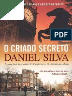07-O Criado Secreto de Daniel Silva (Livro 07 Da Série Gabriel Allon )