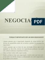 negociação 1