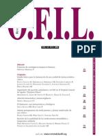 Revista de la OFIL (vol. 14, n°2-2004)