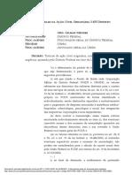 Fundo de Saúde - PMDF e CBMDF