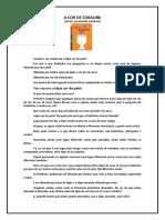 A COR DE CORALINE - ALEXANDRE RAMPAZO