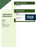 CV Abdelmajid