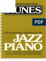 Jazz Piano (W Nunes)