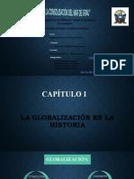 La Globalización en La Historia, Entorno Político