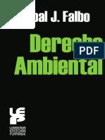 Derecho ambiental - Falbo, Anibal Jose;