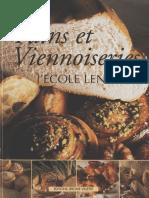 Ecole Lenotre-Pains Et Viennoiseries 17Mo.140.Pages
