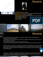 Fiche Pays slovenie
