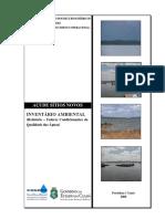 Inventario Ambiental do Acude Sitios Novos-dez2008