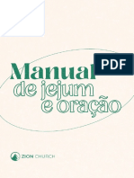 manual jejum completo