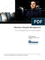 Reverse LifeCycle Management