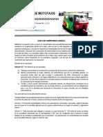 CARTA DE COMPROMISO ASOCIACIÓN