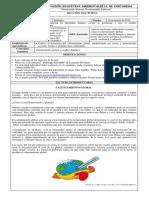 Biología Guía #2 CLEI 25 Cambio Climático