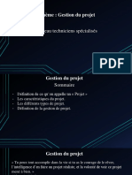 Cours Gestion Projet